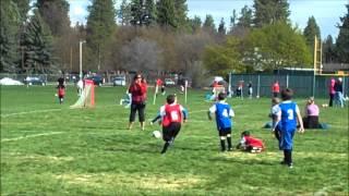 sysa u7 zags soccer game 2 highlights wmv