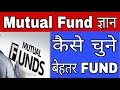 Mutual Fund कैसे चुने | How to choose Best Mutual Fund | Investment Guide for 2019