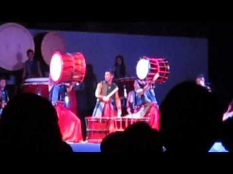 [Wadaiko Yamato, The Drummers Of Japan][Live@Asuka Sept.2011]