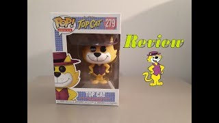 Funko Pop! Vinyl Top Cat 279 PoP! Animation Review