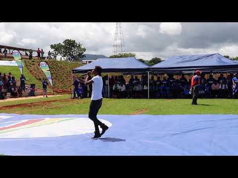 Shony Mrepa Performance At The 'DA Manifesto Launch Limpopo'