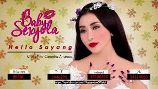 Cover images Baby Sexyola - Hello Sayang (Official Audio Video)