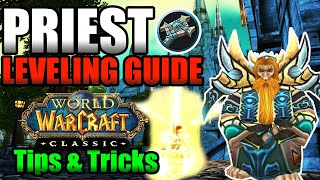 Vanilla Priest Leveling Guide! Tips & Tricks for Leveling in Classic WoW