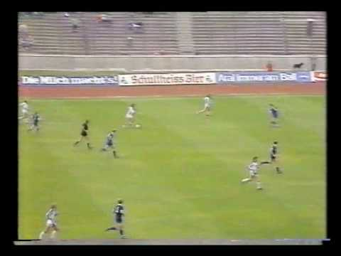 2. BL 83/84 - Hertha BSC Berlin vs. FC Schalke 04