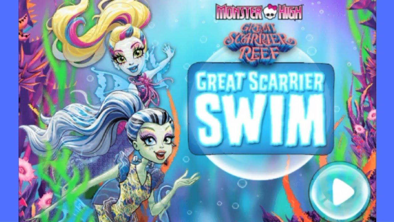 Monster High Online Spiele