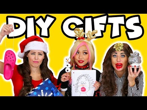 DIY YouTuber Christmas Gifts 2017 with Wengie, Rosanna and Miranda Real or Fake? Totally TV