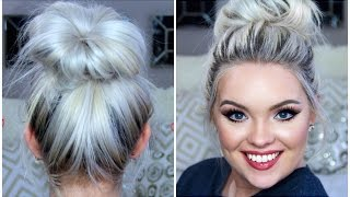 One of Brianna Fox's most viewed videos: How To: Perfect Messy Bun