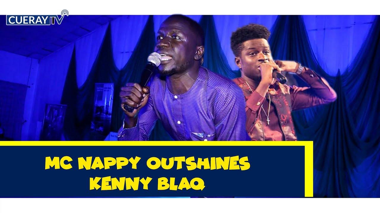Download KENNY BLAQ COMEDY  | MC NAPPY OUTSHINES KENNY BLAQ   | THE OXYMORON