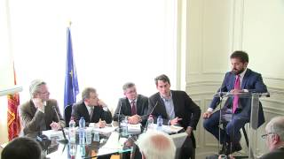 The European future of the Italian port system - Brussels, Tuesday 29 th april 2014