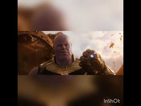Avengers Infinity War Trailer one and two combined