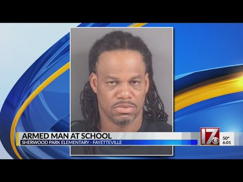 Man points gun at milk delivery driver at Cumberland County elementary school, sheriff says
