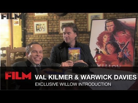 Exclusive Willow interview: Val Kilmer and Warwick Davis
