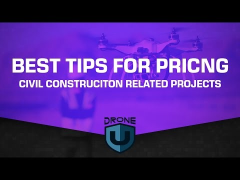 What are the best tips you can share about pricing civil construction related projects?