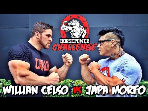 HorsepowerCHALLENGE ⚔️   Willian Celso vs. Japa Morfo #001