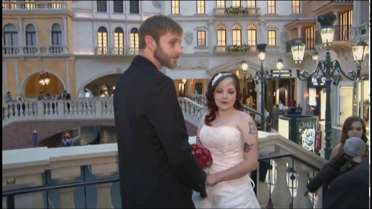 Kristen And Rob Wedding October 20th 2017 Venetian Hotel Las Vegas Nevada