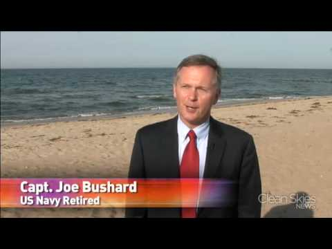 DOD, VA Residents: Offshore Drilling is Unsafe