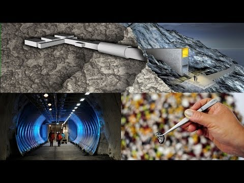 Google Hangout: Secrets of the Svalbard Global Seed Vault with Scientist Luigi Guarino