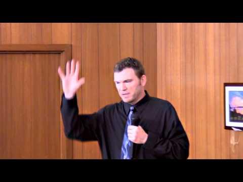 Unity Manhattan Sermon 032413 Jeremy Davidson