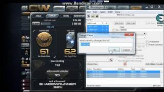 How to hack level in Contract Wars with Cheat engine 6.3/6.4