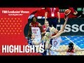 Turkey v Slovak Republic Highlights FIBA EuroBasket Women 2017