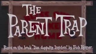 The Parent Trap (1961) - Disneycember