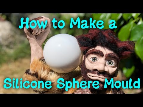 How to Make a Silicone Sphere Mould