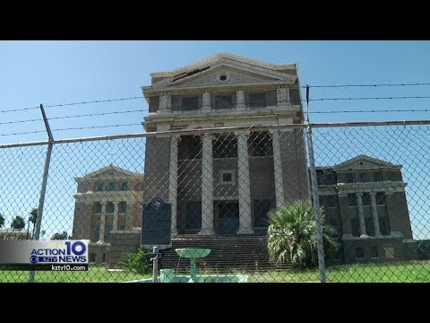 Old Courthouse renovations