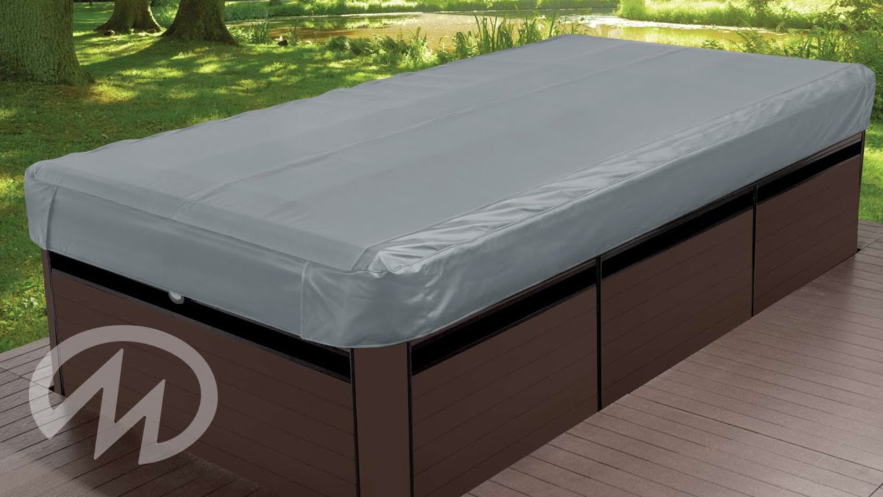 Axis Cover System | Master Spas