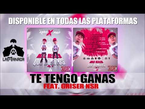04 - Te Tengo Ganas - Zaiko & Nuco Ft. Griser Nsr (MRQB2) [Audio Oficial]