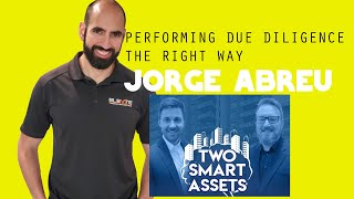 Jorge Podcast Appearances - Two Smart Assets with Daniel Nickles and Chris Thompson