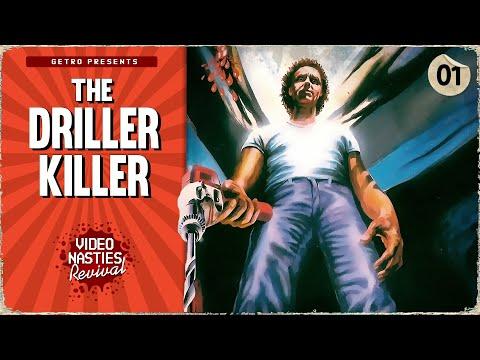 VNR #01: THE DRILLER KILLER