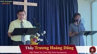 HTTL Sacramento | Chương Trình Thờ Phượng | Ngày 20/09/2020 | MS Hứa Trung Tín