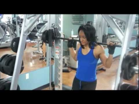 Smith Machine Total Body Workout
