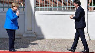 Лидеры Евросоюза согласовывают свои позиции перед Саммитом…