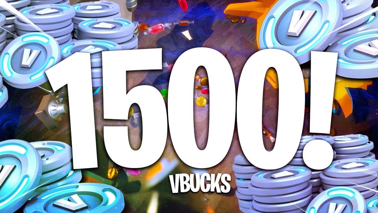 Zo Krijg Je Gratis 1500 Vbucks In Stw Fortnite Save The World 7