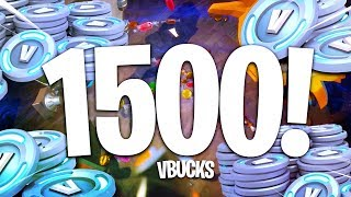 ZO KRIJG JE GRATIS 1500 VBUCKS IN STW!! Fortnite Save The World #7