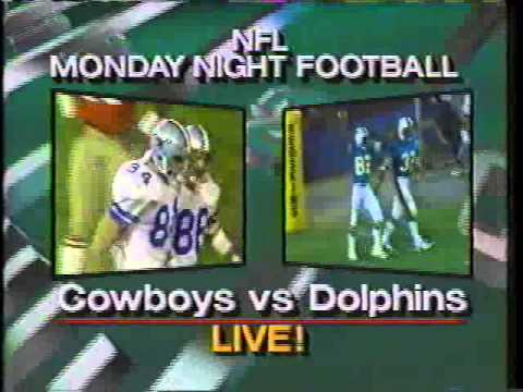 Call To Glory & Monday Night Football 1984 ABC Promo