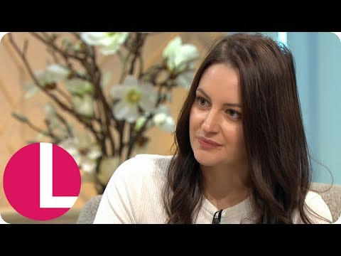 Paula Lane Discusses Her Emotional Exit From Corrie and Gets Surprised By Jack P Shepherd | Lorraine