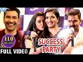 FULL VIDEO - Raate Diya Buta Ke (Success Party) - Pawan Singh, Aamrapali, Nirahua,Akshara & Monalisa