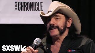 Lemmy: SXSW Interview | Music | SXSW