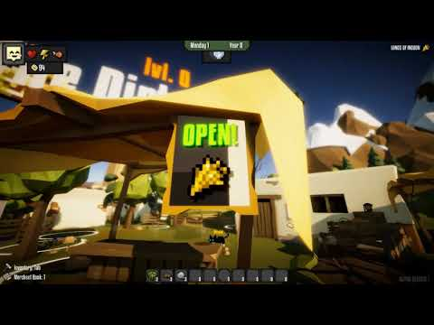 """Medieval Shopkeeper Simulator """"How to get started!"""" PC Gameplay walkthrough  """