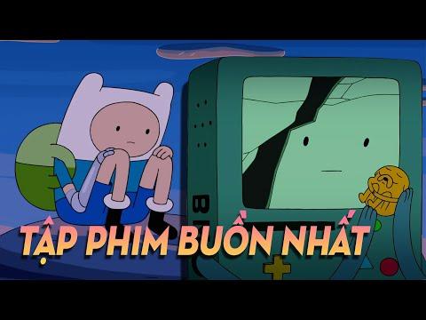 Phân Tích Tập Cuối Adventure Time