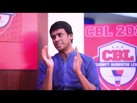 An Inspiring Interview with HemaChandran - CEO of Celebrity Badminton League!