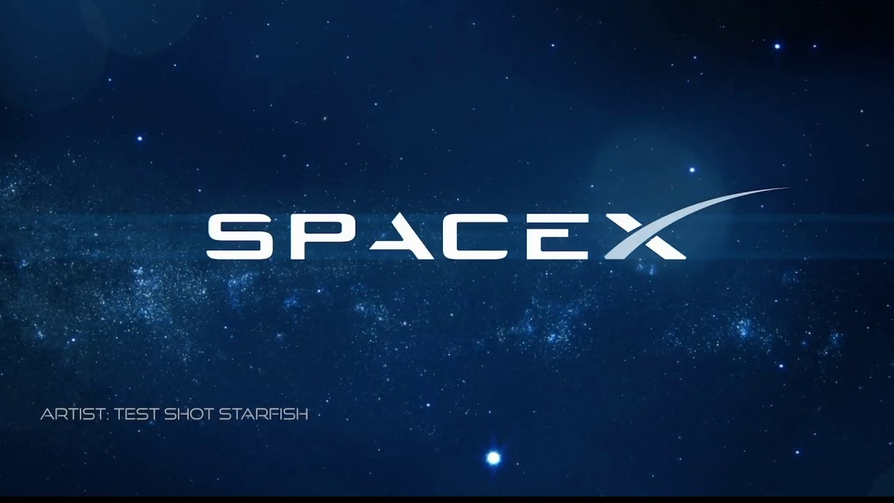 Waiting screen musics before SpaceX Heavy Falcon Launch ...