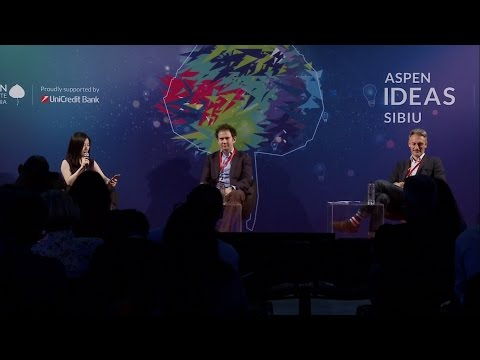 Financing and Investments in the Digital Sector at Aspen Ideas Sibiu 2016