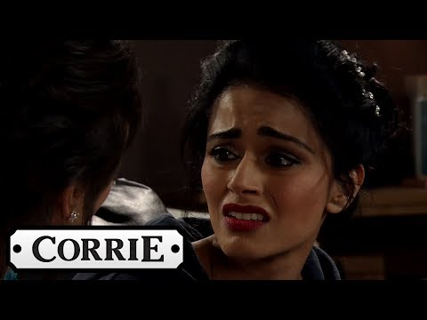 Coronation Street - Kate Asks Rana to Postpone the Wedding | PREVIEW