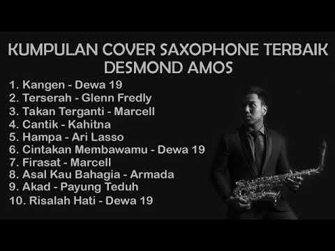 DESMOND AMOS - KUMPULAN COVER SAXOPHONE INDONESIA -