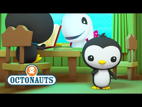 Octonauts: What Does The Monster Look Like?