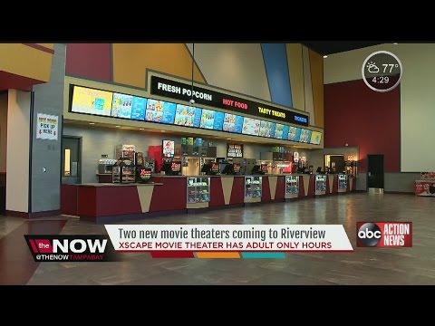 New Xscape movie in Riverview theater has adult only hours
