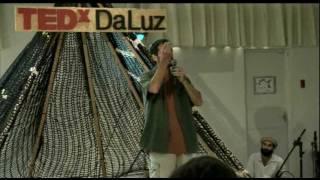 O que a razão não alcança: Eduardo Marinho at TEDxDaLuz